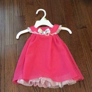 Bon Bebe pink dress